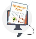 پرداخت Application Fee دانشگاه